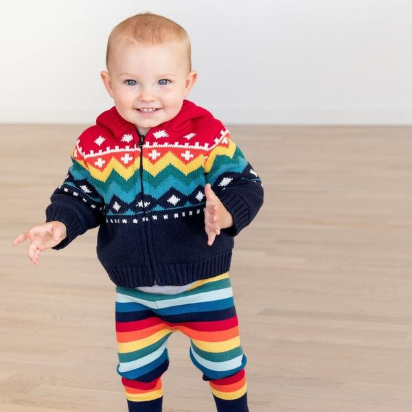 9 Cozy Sweaters Your Littles Will Love
