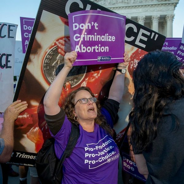 Ohio's New Anti-Abortion Bill May Trigger a Supreme Court Battle — Which Is Just What Legislators Want