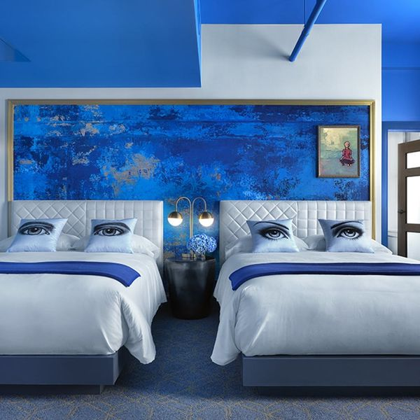 This Colorful New Hotel Lets You Book Your Room Based on Your Mood
