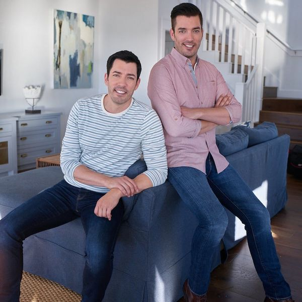 'Property Brothers' Drew and Jonathan Scott on the New Home Decor Tool You Need to Know About