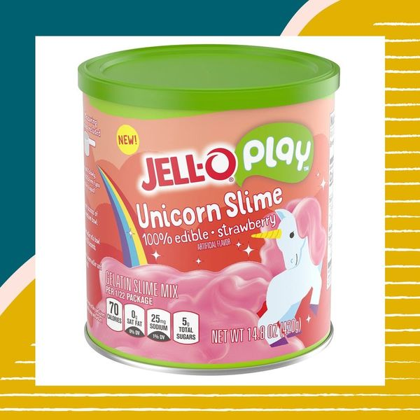 Jell-O Play Launches Edible Slimes, So Playing With Your Food Is Totally Acceptable