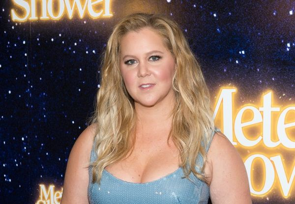 Amy Schumer Has Been Hospitalized With Hyperemesis Gravidarum