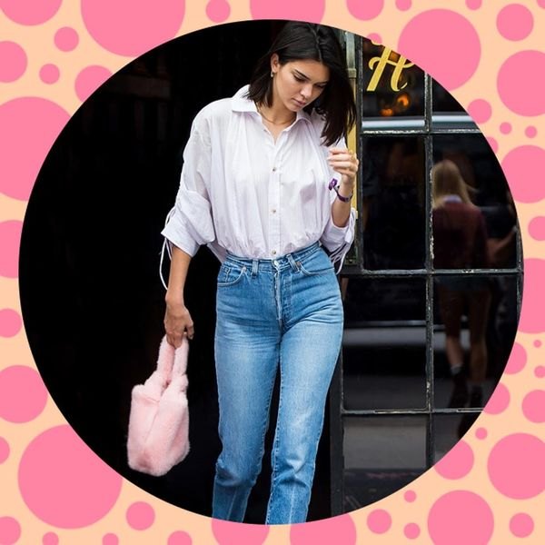 12 Reasons to Tote a Kendall Jenner-Approved Faux Fur Bag This Season