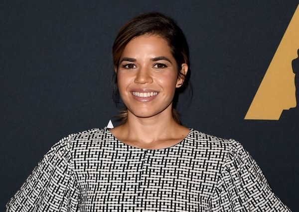 America Ferrera Gets Candid About How Pregnancy and Motherhood Changed Her