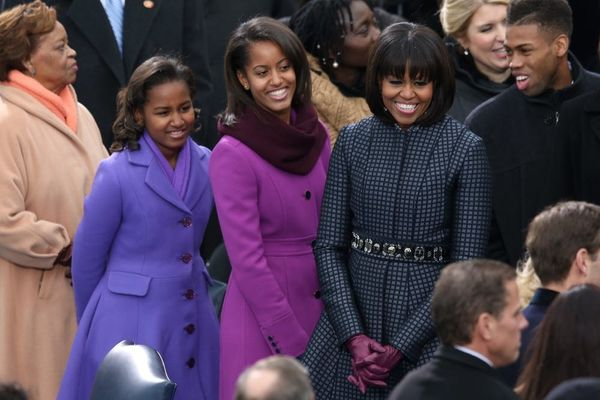 Michelle Obama Recalls Daughter Malia's Request on Prom Night: 'Just Be Cool, Please?'
