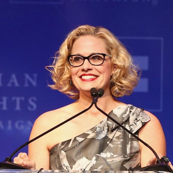 How Senator-Elect Kyrsten Sinema Pulled from Obama's Playbook to Win Her Historic First in Arizona
