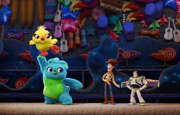 'Toy Story 4' Just Introduced Two More New Characters in Another Trailer