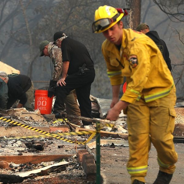 5 Ways to Help the California Fire Victims Right Now
