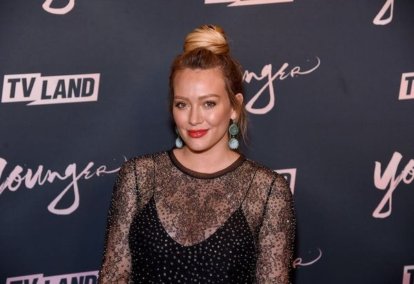 Hilary Duff Gets Candid About Delivering Daughter Banks Violet in a Home Water Birth