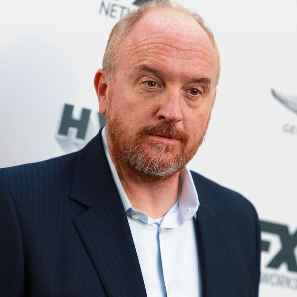 """Comedian Louis C.K. Has Reportedly Cancelled All Appearances *AND* His Latest Movie's Release Ahead of a """"N.Y. Times"""" Story"""