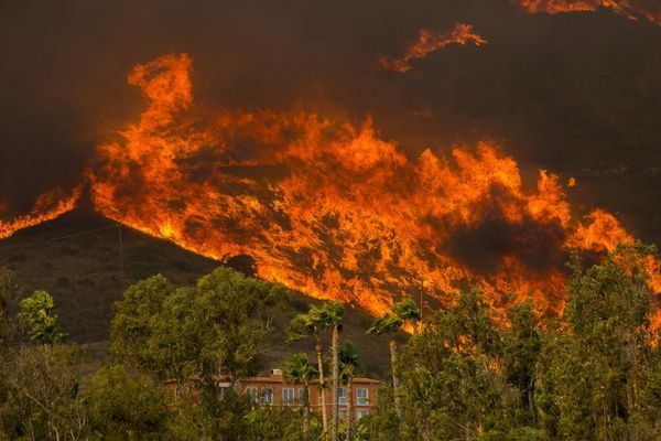Bachelor Mansion Is Reportedly Burning Amid the Devastating California Wildfires