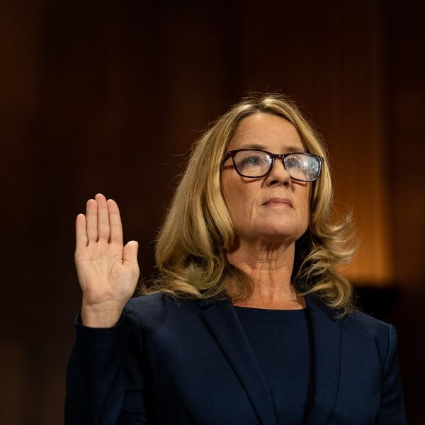 Dr. Christine Blasey Ford Joins the Ranks of Women We've Failed in the Name of Justice