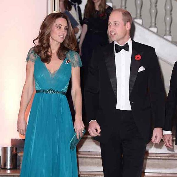 Kate Middleton Just Re-Wore a Jenny Packham Gown from 2012