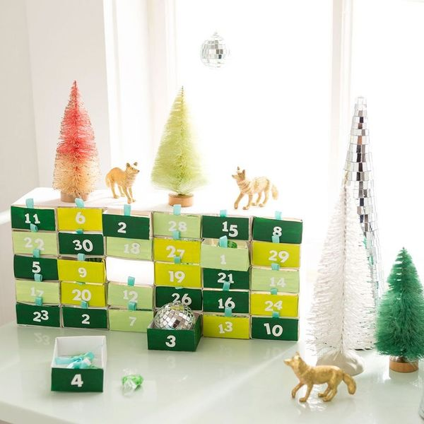 This Winter Calendar Game Is Our New Go-To Family Tradition