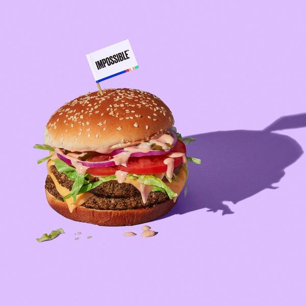 The Impossible Burger Is Finally Coming to a Grocery Store Near You!