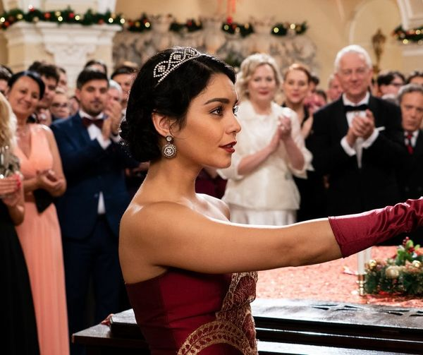Watch the First Trailer for Vanessa Hudgens' Netflix Holiday Movie 'The Princess Switch'