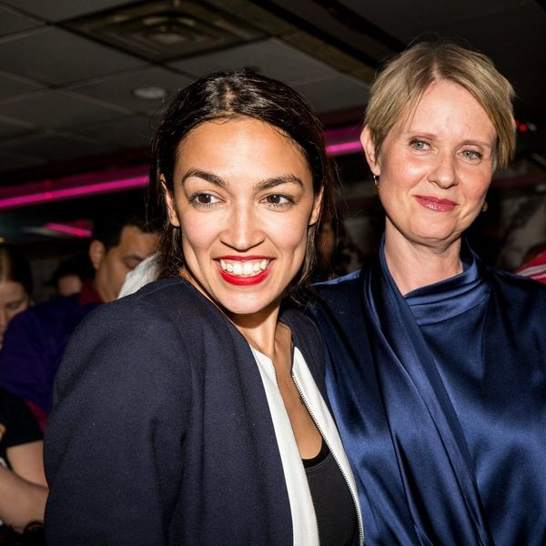 28-Year-Old Alexandria Ocasio-Cortez Has Made History in New York