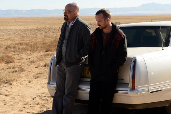 A 'Breaking Bad' Movie Is Reportedly in the Works