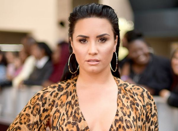 Demi Lovato Returned to Social Media to Encourage Fans to Vote