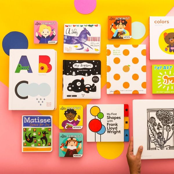 12 Creative Baby Books That Double As Art History 101