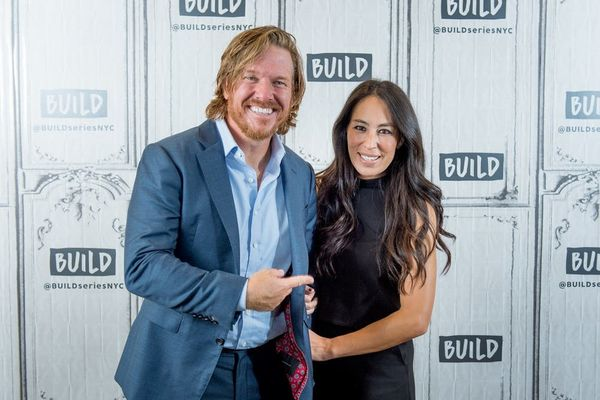 Chip and Joanna Gaines Brought Baby Crew on TV and It's the Cutest Thing You'll See Today