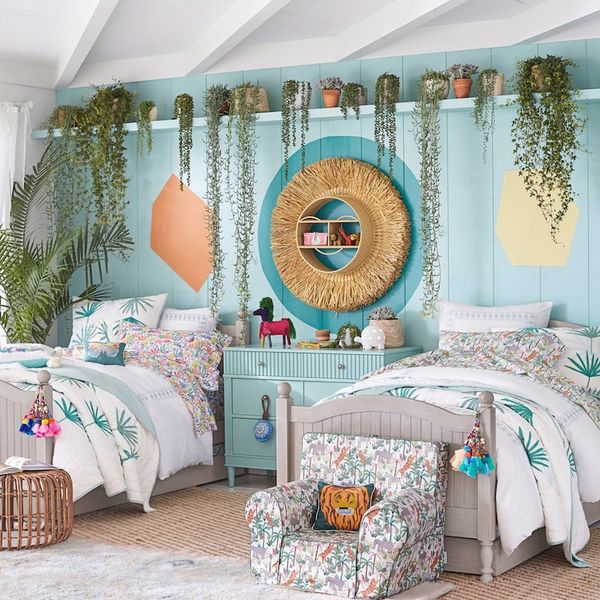 Justina Blakeney's New Collab With Pottery Barn Kids Is What Jungalow Dreams Are Made Of