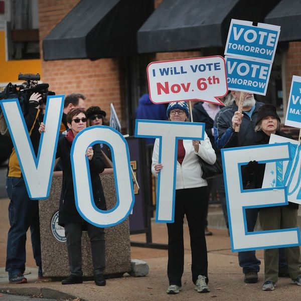 On Election Day, Don't Rely on Polls to Make Your Voting Decisions