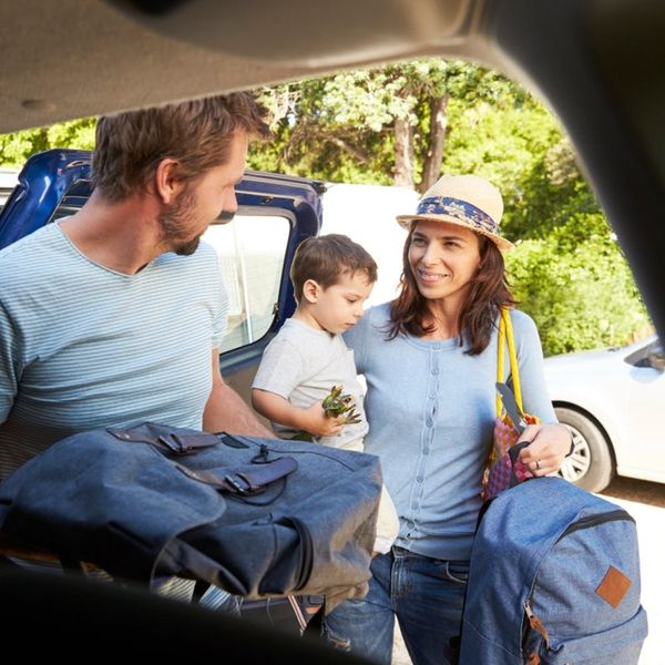 8 Ways to Pack Light When You're Road Tripping With a Baby in Tow