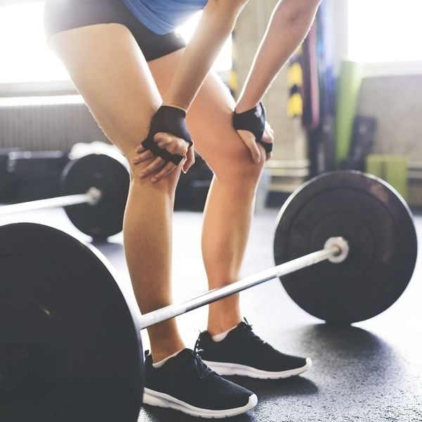 Don't Fall for These 5 Myths About Women and Weightlifting