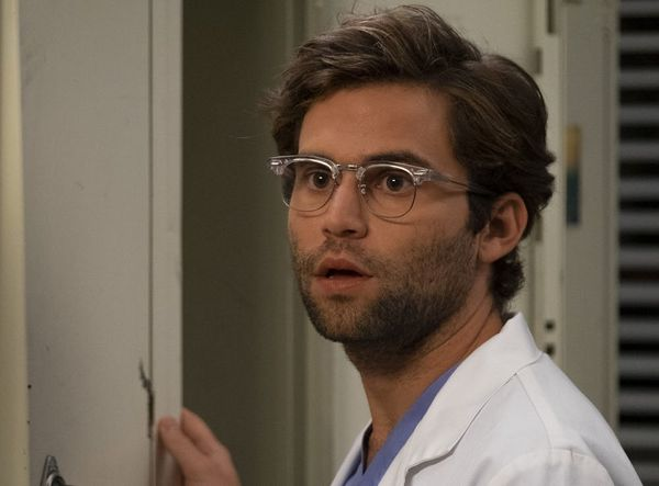 Grey's Anatomy's Latest LGBTQ+ Story Line Inspired Actor Jake Borelli to Come Out Publicly