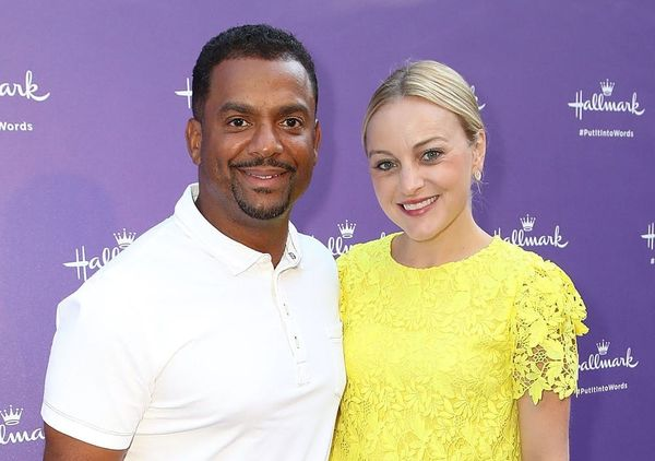 'Fresh Prince of Bel-Air' Alum Alfonso Ribeiro and His Wife Angela Are Expecting Baby #3
