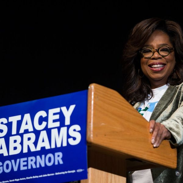 Oprah Hit the Georgia Governor's Race at the Perfect Time