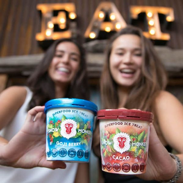 How Two College Roommates Turned a Food Allergy Into a Superfood Ice Cream
