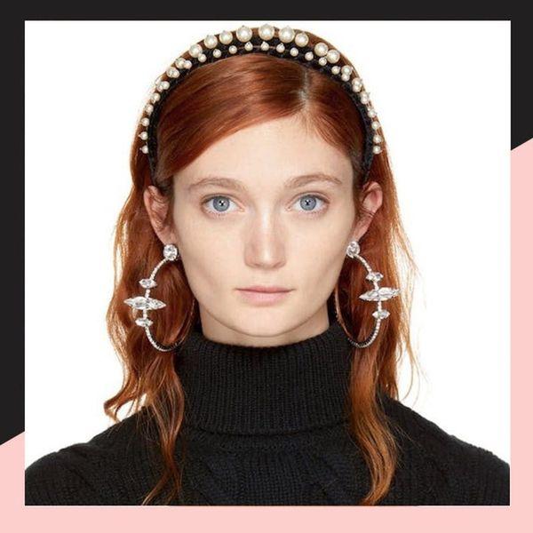 14 Blingy Headbands That'll Stun This Holiday Season