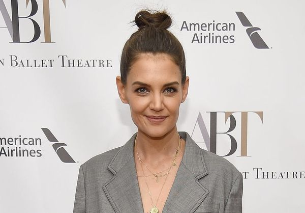 Why Katie Holmes Is Wearing a Diamond Ring on That Finger