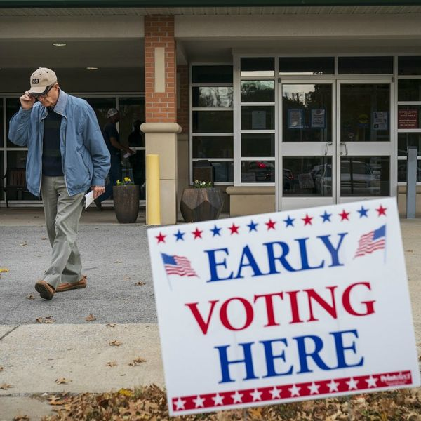 Choosing Not to Vote Is the Ultimate Sign of Privilege