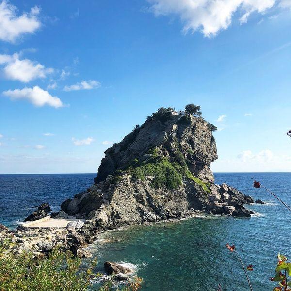 The 'Mamma Mia' Fangirl's Guide to Skopelos, Greece