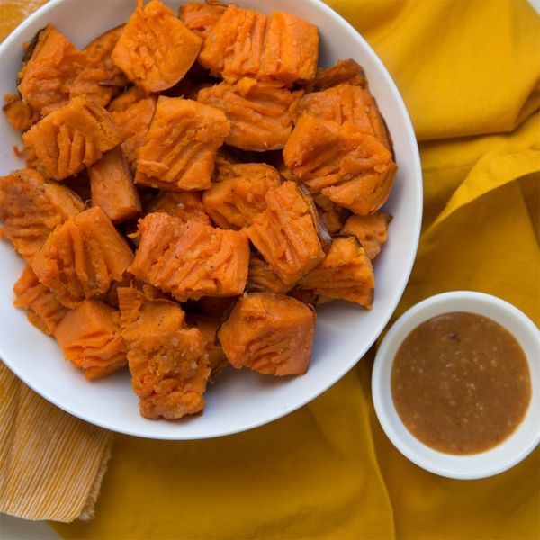 Dorie Greenspan's Sweet Potato Topping Will Make You Ditch the Marshmallows