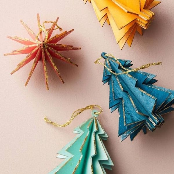 Anthropologie's Holiday Decor Collection Is a Pom-Pom and Tassel-Filled Wonderland