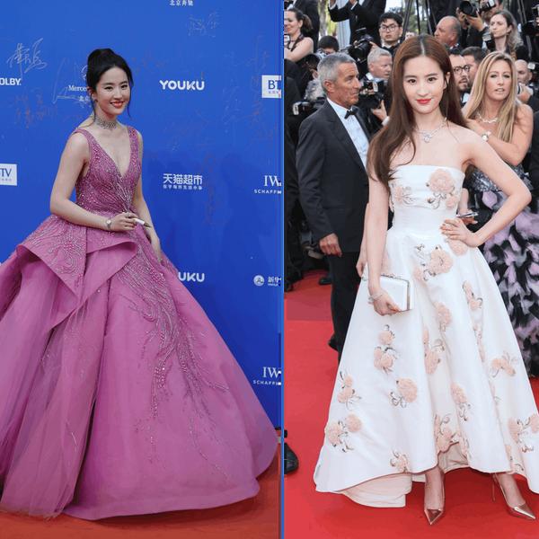 Disney's RL Mulan Already Has Princess-Ready Red Carpet Style