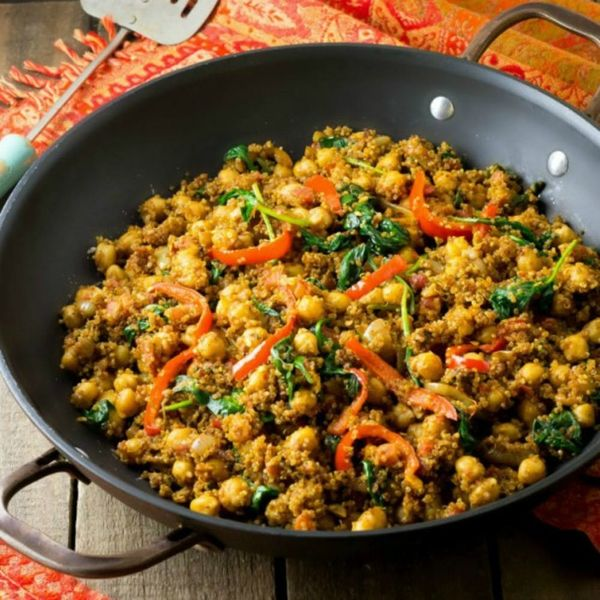 11 Hearty Recipes to Use Quinoa for Dinner