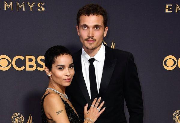 Surprise! Zoë Kravitz Reveals She's Engaged to Karl Glusman