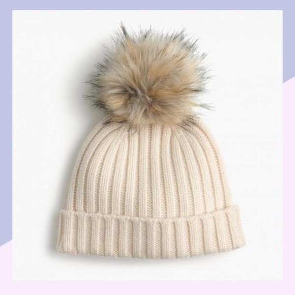 12 Pom-PomHats to Keep You Cozy and Cute All Winter Long