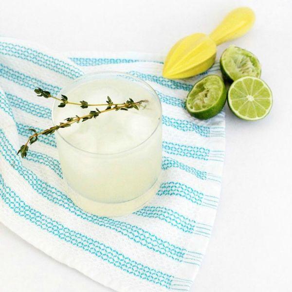 spring elderflower cocktail recipes