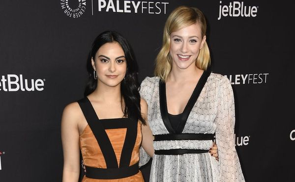 Lili Reinhart and Camila Mendes Are Planning a Couple's Costume for Halloween