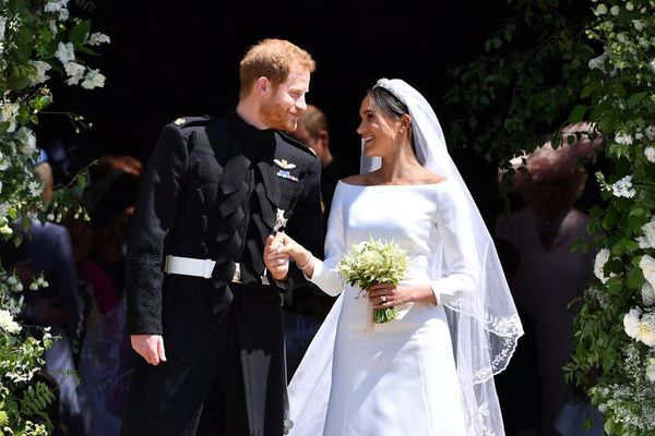 Find Out HowSnow Unexpectedly AffectedPrince Harry and Meghan Markle's Wedding Plans