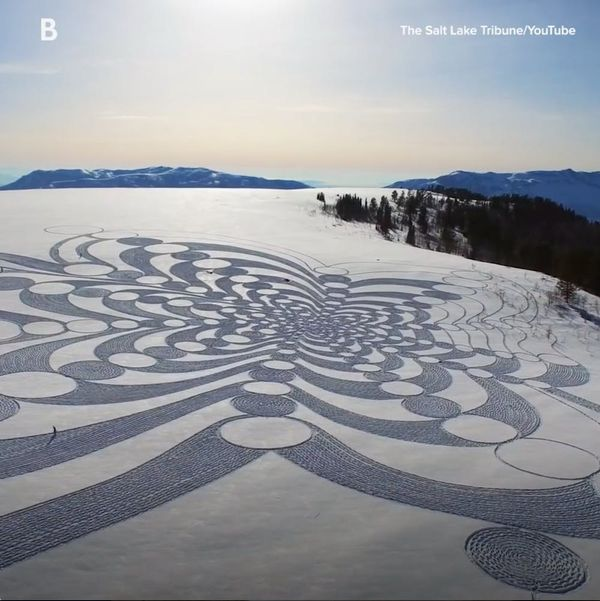 These Snow Masterpieces Will Take Your Breath Away