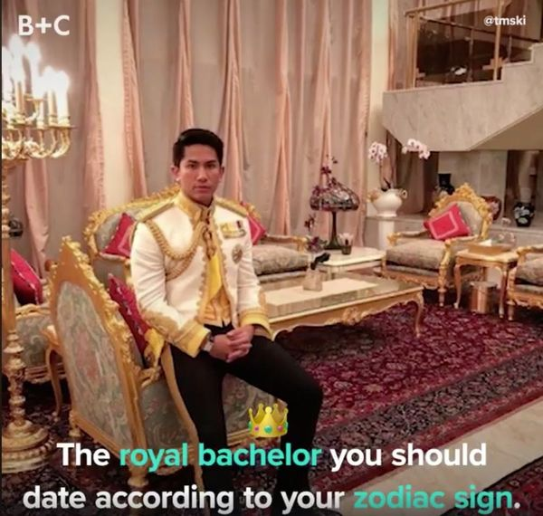 The Royal Bachelor You Should Date, Based on Your Zodiac Sign