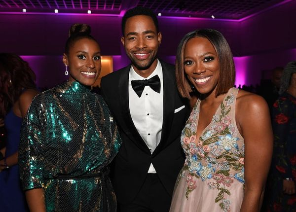 Issa Rae's 'Insecure' Costars Had the Cutest Reaction to Her Rumored Engagement to Louis Diame