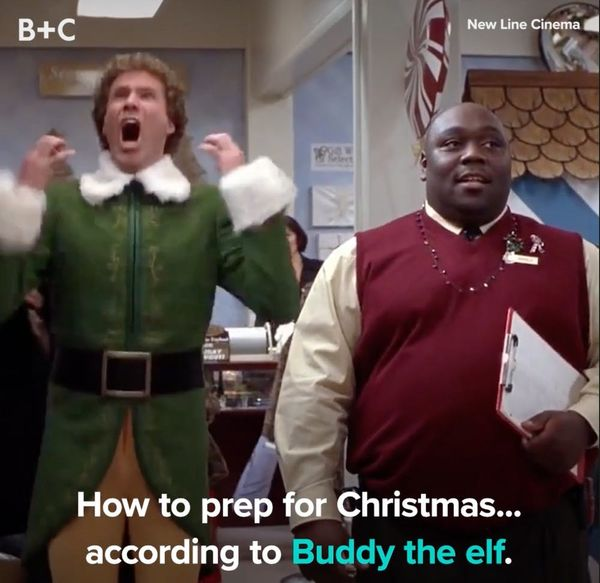 How to Prep for Christmas According to Buddy the Elf